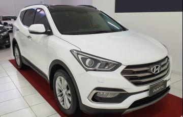 Hyundai Santa Fe 3.3L V6 7L 4WD