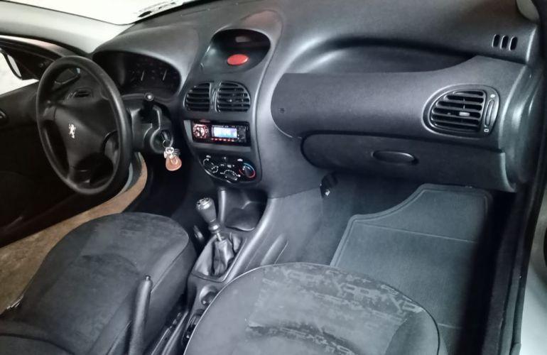Peugeot 206 Hatch. Moonlight 1.4 8V (flex) - Foto #5