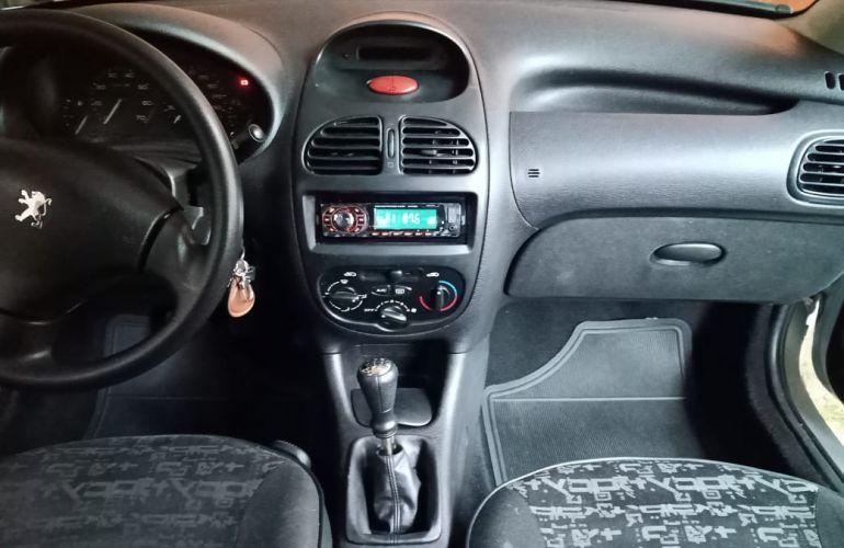 Peugeot 206 Hatch. Moonlight 1.4 8V (flex) - Foto #7
