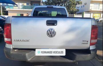 Volkswagen Amarok 2.0 S 4x4 TDi (Cab Simples) - Foto #4