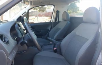 Volkswagen Amarok 2.0 S 4x4 TDi (Cab Simples) - Foto #8