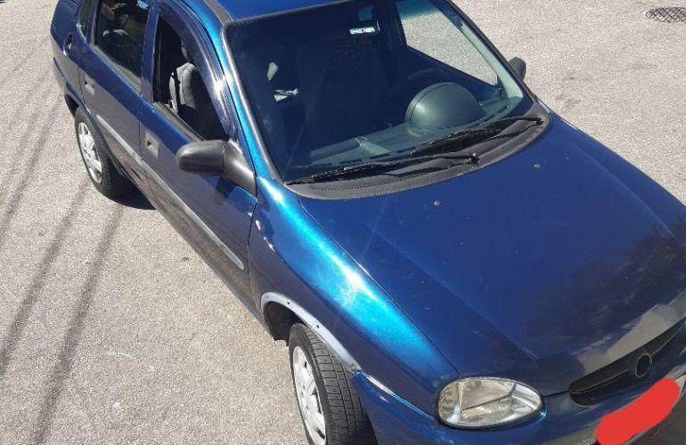 Chevrolet Corsa Sedan Wind 1.0 MPFi - Foto #2