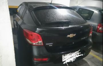 Chevrolet Cruze Sport6 LT 1.8 16V Ecotec (Aut) (Flex) - Foto #5