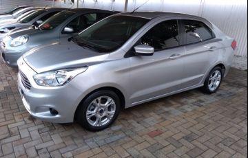 Ford Ka Sedan SEL 1.5 (Flex)