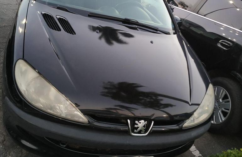 Peugeot 206 Hatch. Sensation 1.4 8V (flex) (Web) 2p - Foto #7