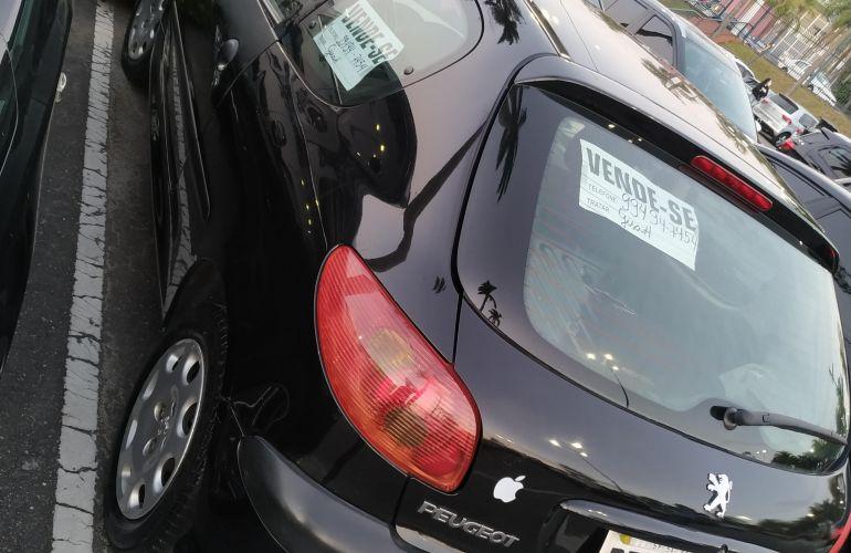 Peugeot 206 Hatch. Sensation 1.4 8V (flex) (Web) 2p - Foto #9