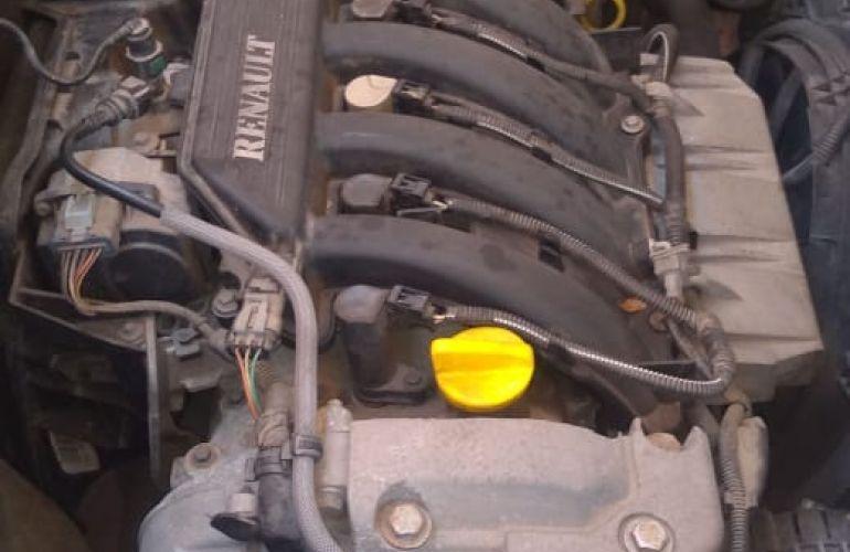 Renault Kangoo Authentique 1.6 16V (flex) - Foto #5