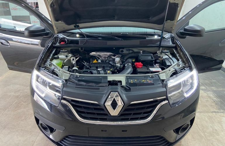 Renault Sandero 1.0 Life - Foto #2