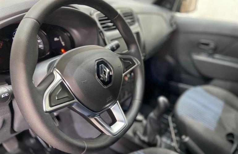 Renault Sandero 1.0 Life - Foto #4