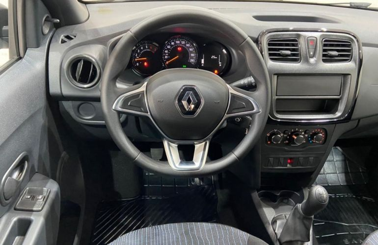 Renault Sandero 1.0 Life - Foto #5