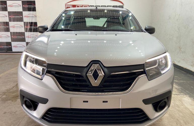 Renault Sandero 1.0 Life - Foto #3
