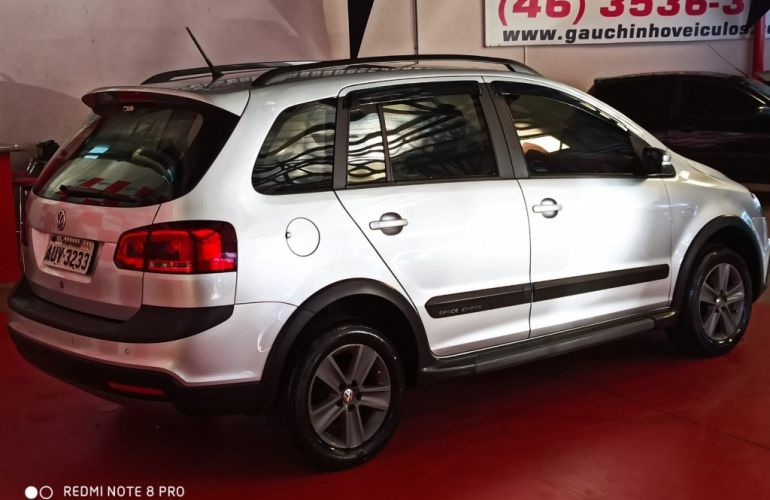 Volkswagen SpaceCross 1.6 8V (Flex) - Foto #3