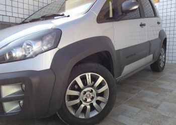 Fiat Idea Adventure 1.8 16V E.TorQ (Flex) - Foto #1