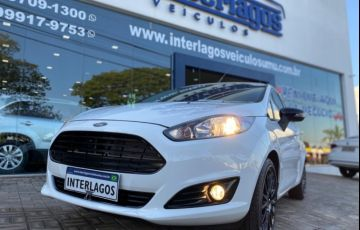 Ford New Fiesta 1.6 SEL - Foto #5