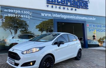 Ford New Fiesta 1.6 SEL - Foto #7