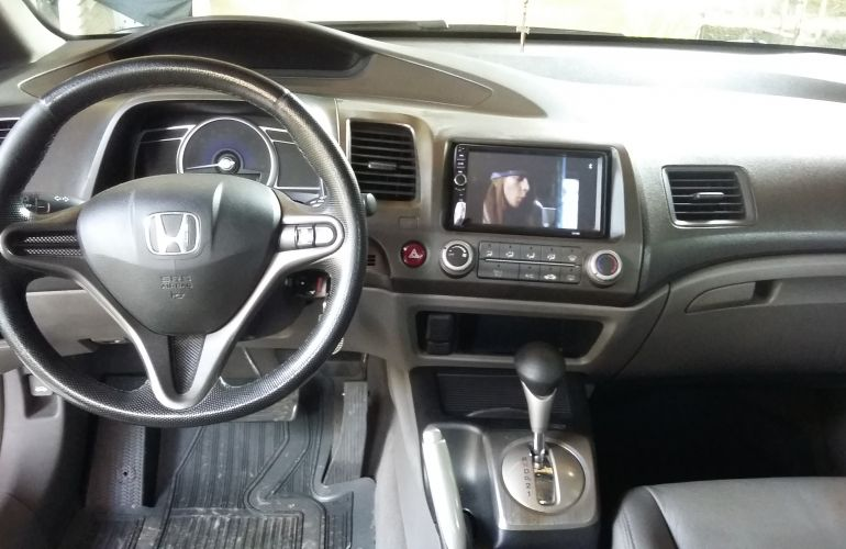 Honda New Civic LXS 1.8 16V (Aut) (Flex) - Foto #9