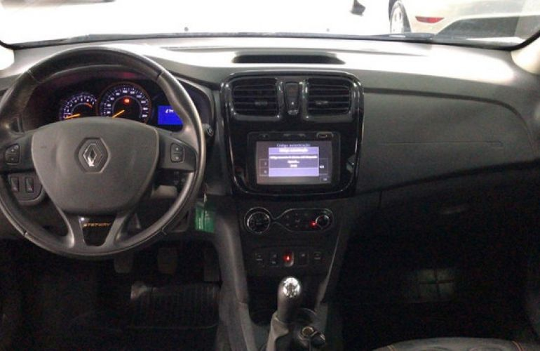 Renault Sandero Stepway Dynamique 1.6 16V SCe (Flex) - Foto #9