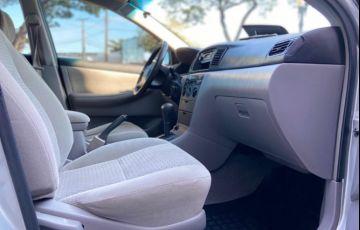 Toyota Corolla Sedan XLi 1.8 16V (flex) (aut) - Foto #10
