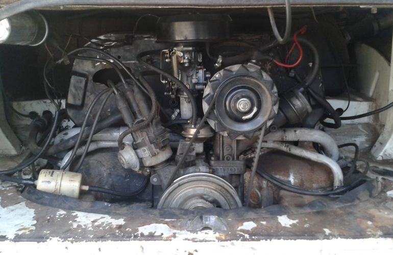 Volkswagen Kombi Standard 1.6 - Foto #5