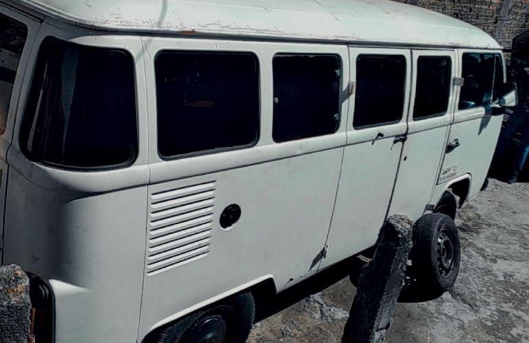 Volkswagen Kombi Standard 1.6 - Foto #9