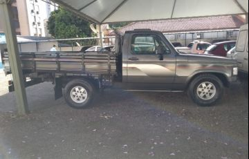 Chevrolet D20 Pick Up Custom Luxe Turbo 4.0 (Cab Simples)