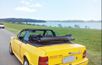 Ford Escort Conversivel XR3 1.6