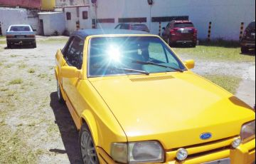 Ford Escort Conversivel XR3 1.6 - Foto #2