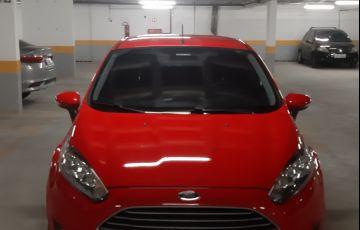Ford New Fiesta SEL 1.6 16V - Foto #3