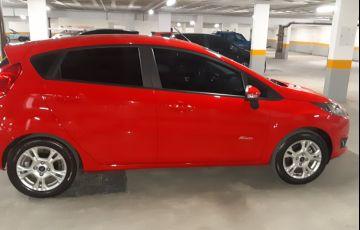 Ford New Fiesta SEL 1.6 16V - Foto #5