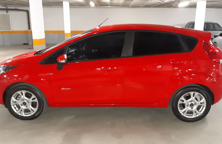 Ford New Fiesta SEL 1.6 16V - Foto #8