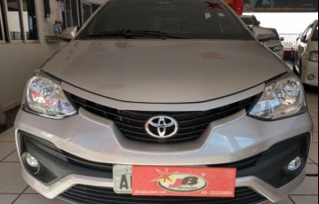 Toyota Etios XLS 1.5 (Flex) (Aut)