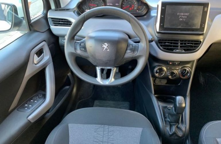 Peugeot 208 Active 1.2 12V (Flex) - Foto #6