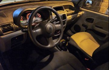 Renault Clio Hatch. Authentique 1.0 16V (flex) 4p - Foto #3
