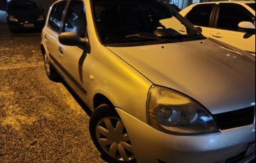 Renault Clio Hatch. Authentique 1.0 16V (flex) 4p - Foto #6