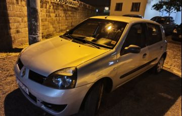 Renault Clio Hatch. Authentique 1.0 16V (flex) 4p - Foto #7