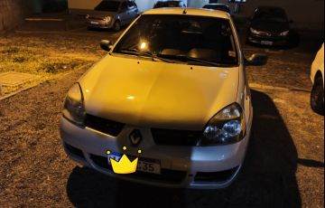 Renault Clio Hatch. Authentique 1.0 16V (flex) 4p - Foto #8