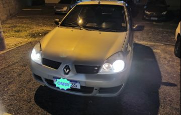 Renault Clio Hatch. Authentique 1.0 16V (flex) 4p - Foto #1