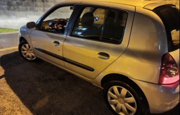 Renault Clio Hatch. Authentique 1.0 16V (flex) 4p - Foto #10