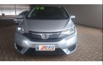 Honda Fit 1.5 16v LX (Flex) - Foto #8