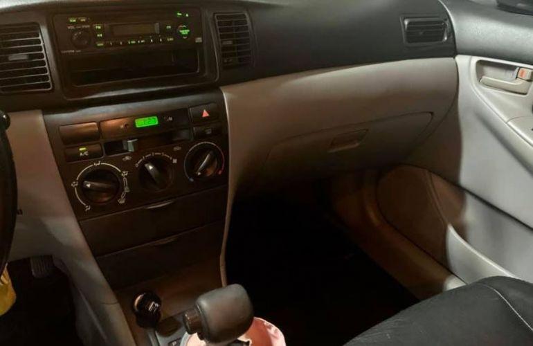 Toyota Corolla Sedan XEi 1.8 16V (aut) - Foto #8