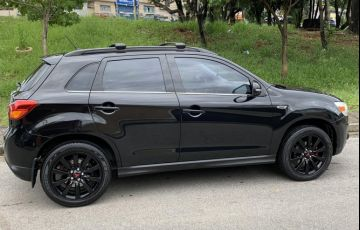 Mitsubishi ASX 2.0 16V CVT 4WD - Foto #7