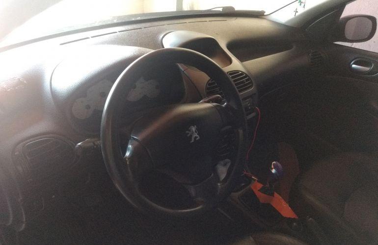 Peugeot 206 Hatch. Feline 1.4 8V - Foto #9