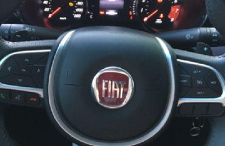 Fiat Cronos Precision 1.8 E.Torq AT6 (Flex) - Foto #2