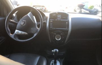 Nissan Versa 1.6 SL CVT (Flex)