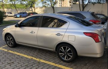 Nissan Versa 1.6 SL CVT (Flex) - Foto #2