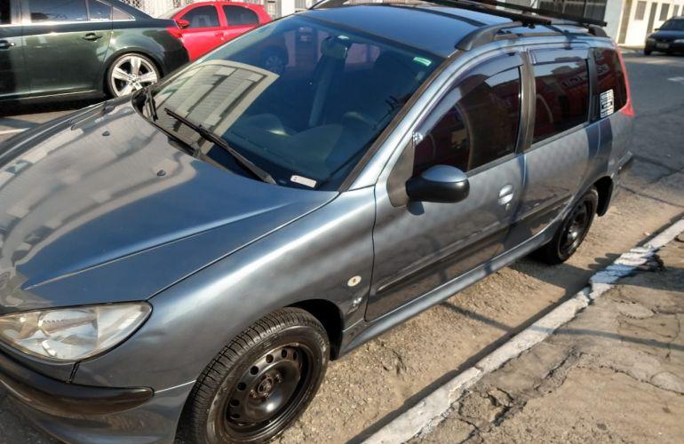 Peugeot 206 SW Presence 1.4 (flex) - Foto #2