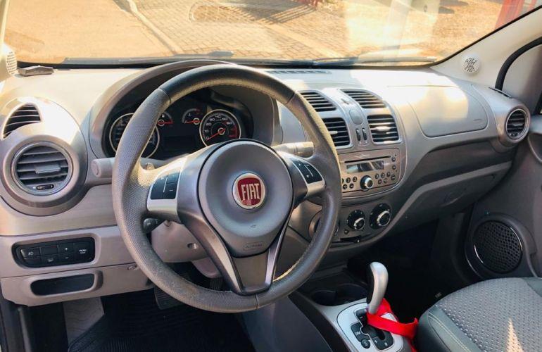 Fiat Siena Essence 1.6 16V Dualogic (Flex) - Foto #8