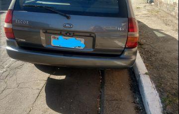 Ford Escort Hatch GLX 1.8 MPi 16V 4p - Foto #2