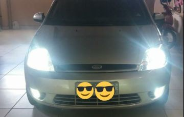 Ford Fiesta Sedan Supercharger 1.0