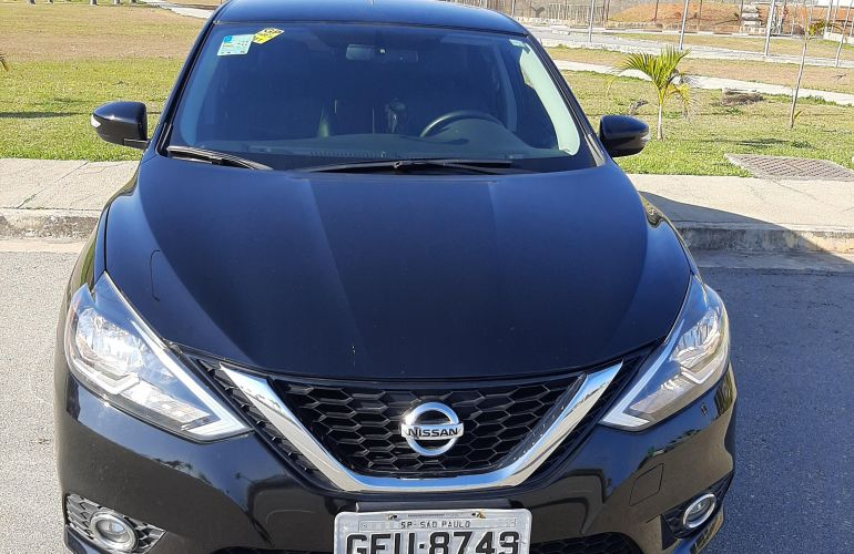 Nissan Sentra SV 2.0 16V CVT (Flex) - Foto #9